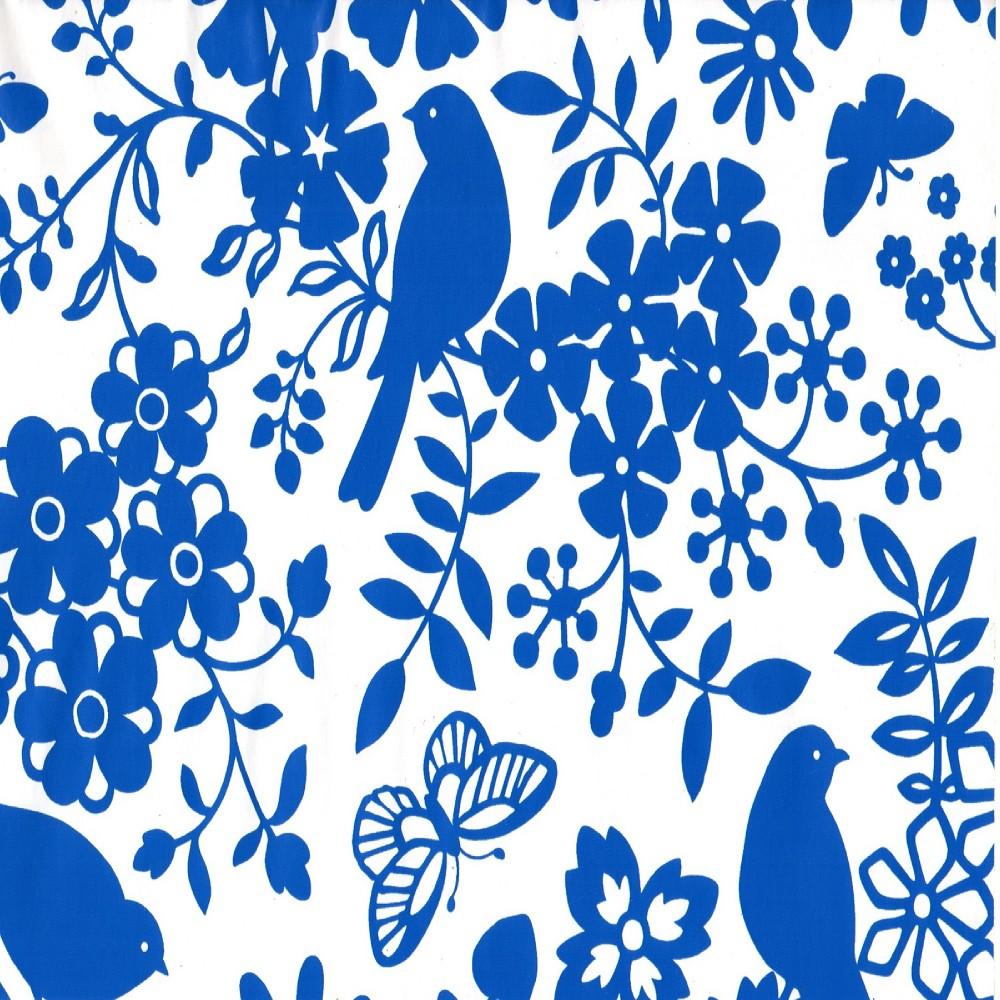 德國ALKOR 裝飾自黏貼布 45cmX200cm 鳥語花香