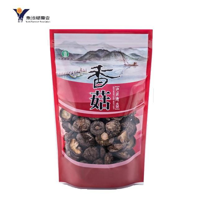 【魚池鄉農會】香菇(釦子菇)100公克/包-台灣農漁會精選