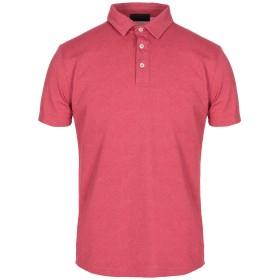 《セール開催中》ALTEA メンズ ポロシャツ コーラル XS コットン 100%