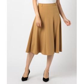 【56%OFF】 ミューズ リファインド クローズ 10枚ハギスカート レディース キャメル S 【MEW'S REFINED CLOTHES】 【セール開催中】