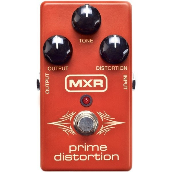 Dunlop MXR M69 Prime Distortion 破音 效果器[唐尼樂器]