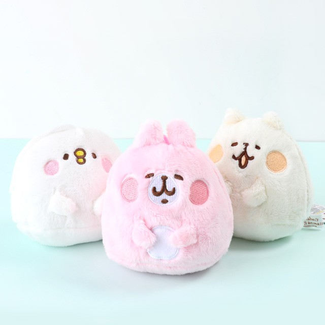 【Kanahei沙包娃娃 6吋】Norns 卡娜赫拉小動物正版 兔兔P助 絨毛玩偶