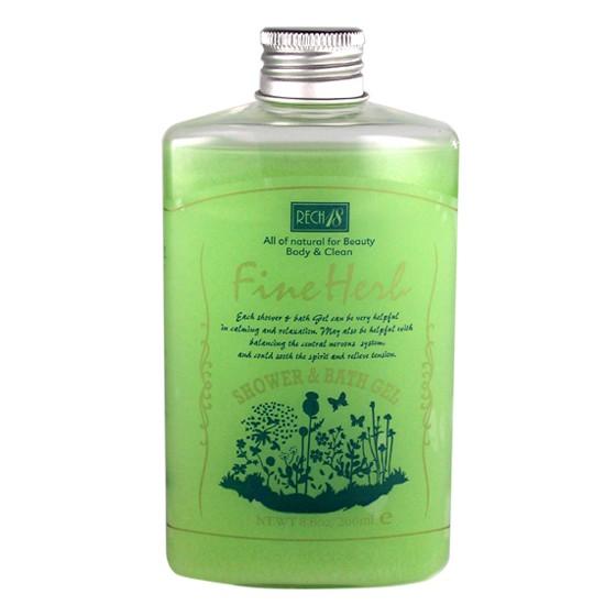 rech18-經典香氛綠光森林沐浴乳-260ML