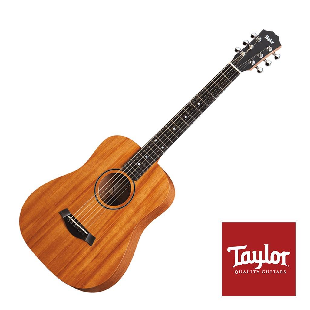 Taylor旅行吉他 Baby Taylor BT2 BT2E 34吋 桃花心木單板 小吉他 民謠吉他-【黃石樂器】