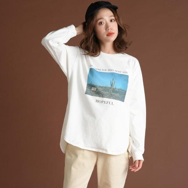 [マルイ] 【WEB別注】フォトTシャツ/リップスター(LIPSTAR)