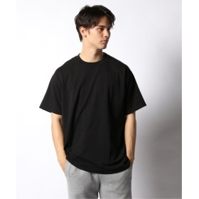 JOURNAL STANDARD relume LA APPAREL / ロサンゼルスアパレル 6.5oz Garment Dye クルーネックTシャツ ブラック M