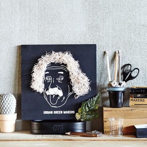 UGM全新套組設計「Green Art」是初學者在家中也可以DIY的藝術裝飾,透過自己的喜好加入素材或是留下你的簽名。只要你願意嘗試跳脫框框,無拘無束地創造,就可以擁有獨一無二的個性畫板!生活在城市裡