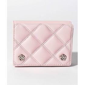 クレイサス(バッグ) クラシック 3つ折り財布 レディース ピンク F 【CLATHAS】