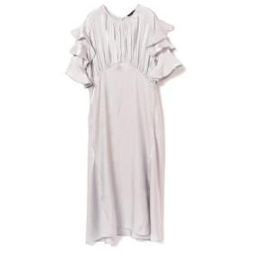 [マルイ]【セール】sister jane / Ruffle Midi Dress/レイ ビームス(Ray BEAMS)