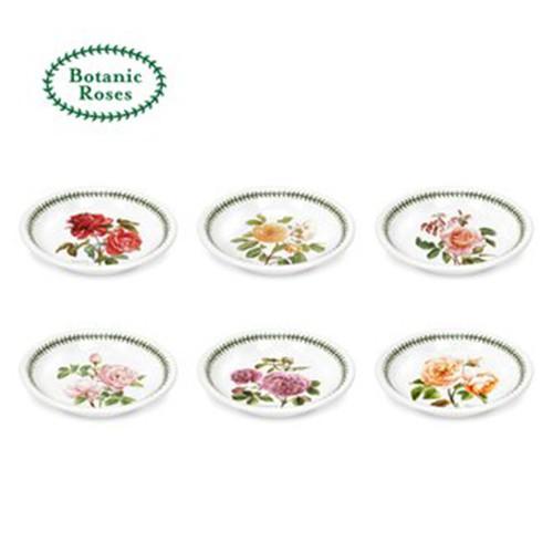 【Portmeirion】21CM義式餐碗 Botanic Roses 植物園玫瑰系列