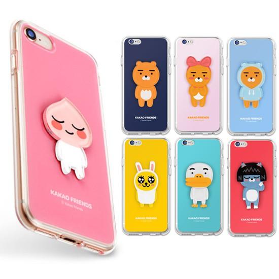 韓國 KAKAO FRIENDS 壓克力 手機殼│S20 Ultra S20+ S10+ S10 S10E S9 S8