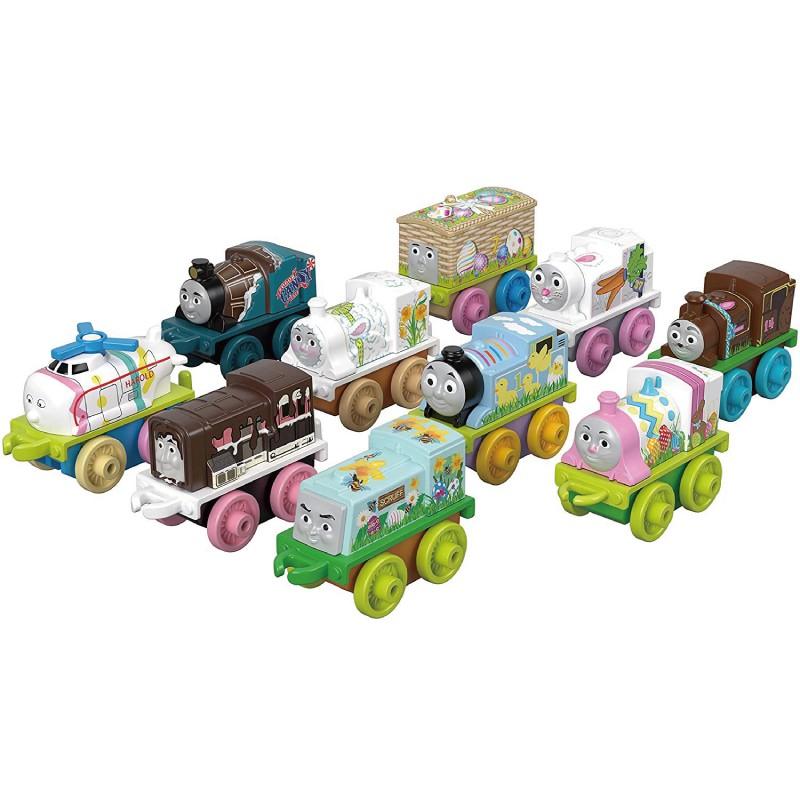 湯瑪士小火車 MINI 10入組 玩具反斗城