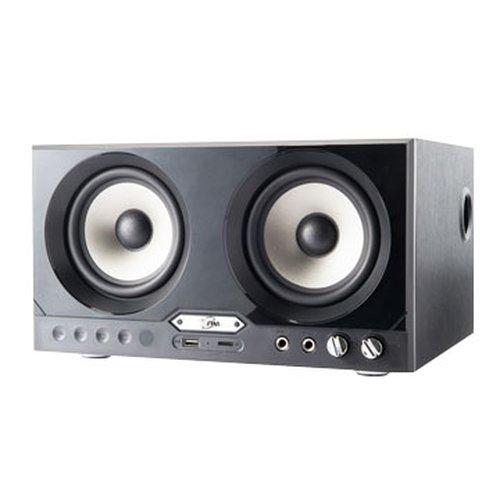 TCS3101BK/黑/單件式//20W藍牙木箱喇叭