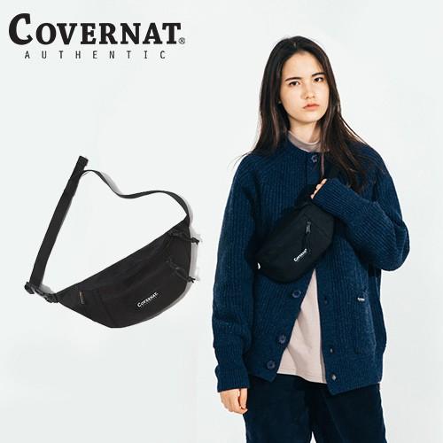 [COVERNAT] CORDURA高強度尼龍腰包 黑