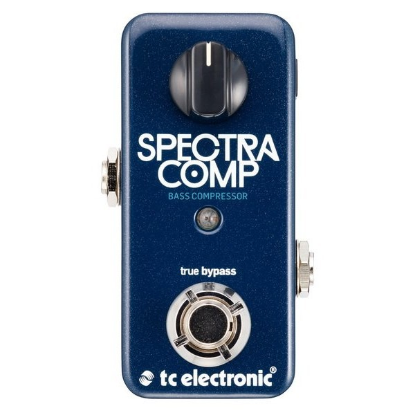 TC Electronic SpectraComp Bass Compressor 單顆 效果器[唐尼樂器]