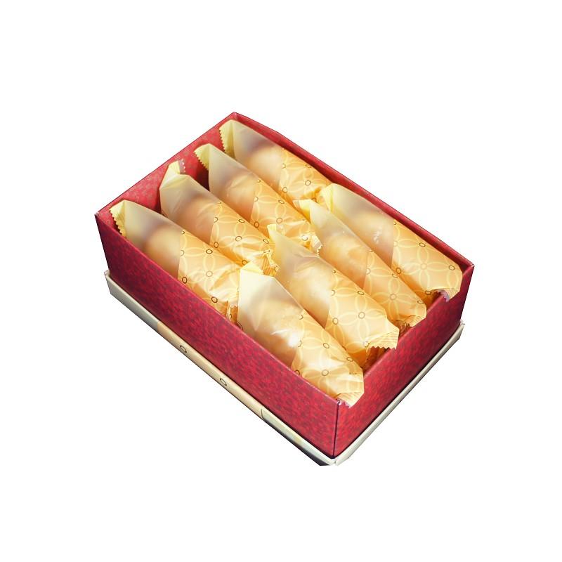 【九個太陽】全國獨家黃金太陽餅8入裝
