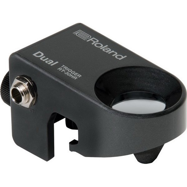 Roland RT-30HR Acoustic Drum Trigger 爵士鼓 小鼓 拾音器 [唐尼樂器]