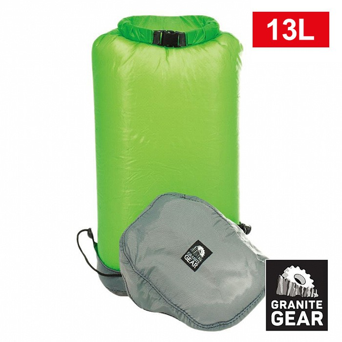 【Granite gear 美國】EVENT® 防水壓縮收納袋 綠色 (6061751112)