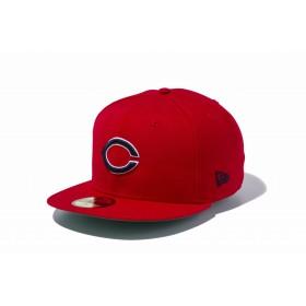 NEW ERA ニューエラ 59FIFTY NPBクラシック 広島東洋カープ 1977-88 ベースボールキャップ キャップ 帽子 メンズ レディース 7 (55.8cm) 11121907 NEWERA