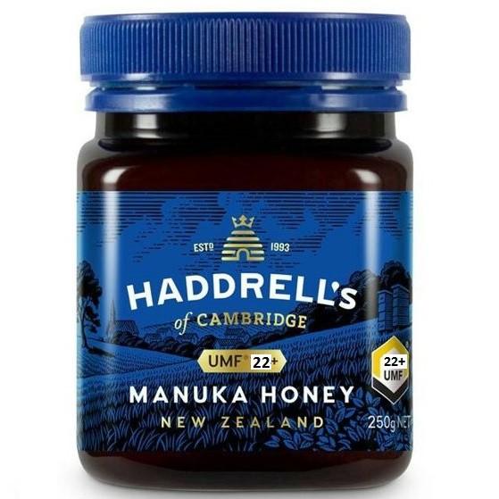 紐西蘭麥蘆卡蜂蜜UMF22+ 250g/罐 原裝進口 限時特惠