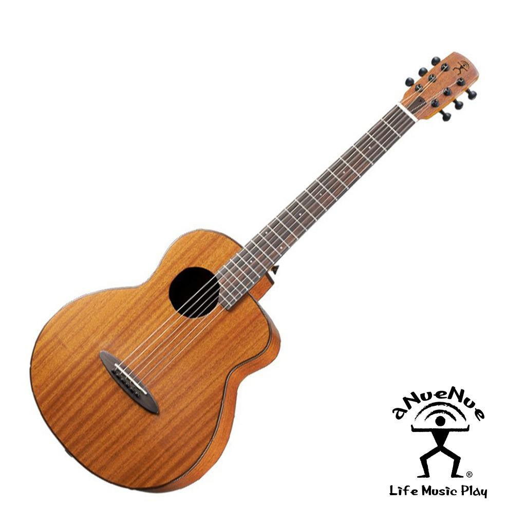 aNueNue Feather Bird 小吉他M20 36吋 旅行吉他 面單雲杉 鳥吉他 附原廠袋 -【黃石樂器】