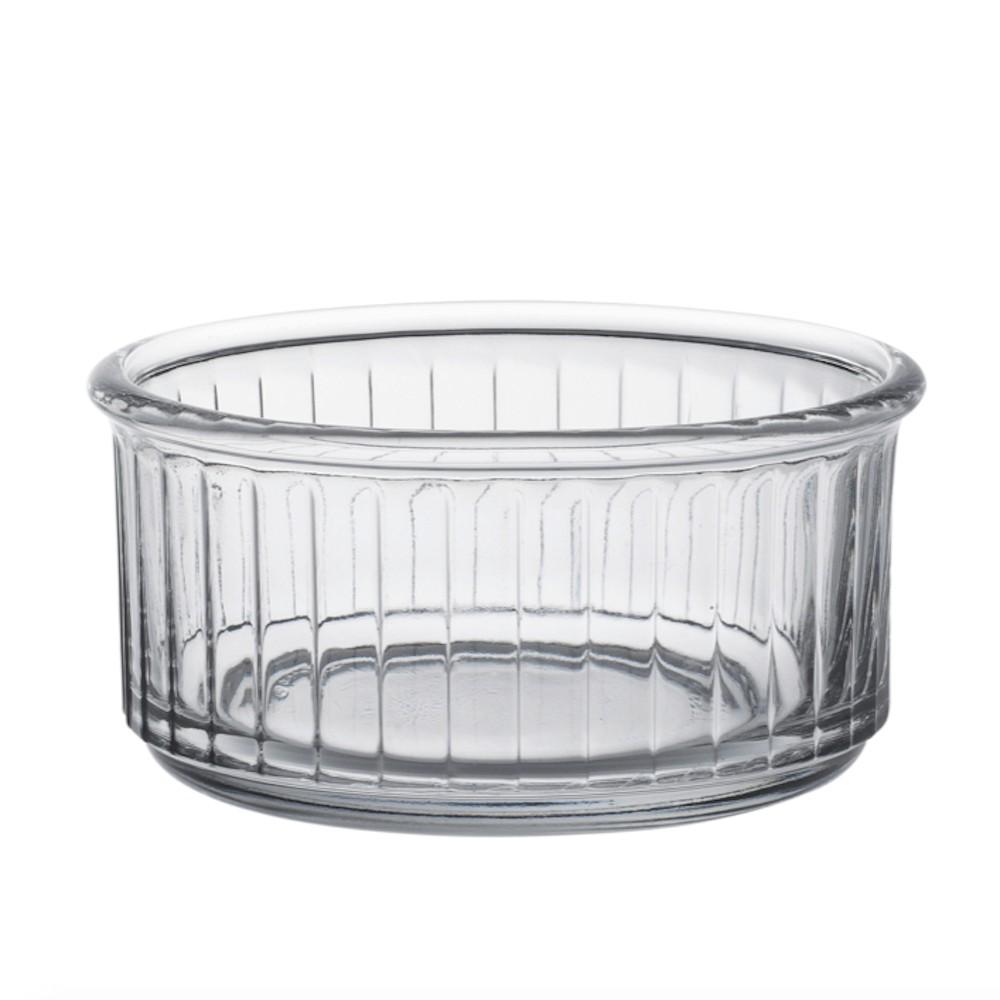 【Duralex法國玻璃杯】Ramekin甜點盅(240ml/4入/透明)
