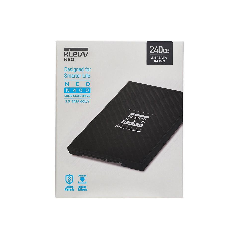 KLEVV SSD 科賦 NEO N400 480G