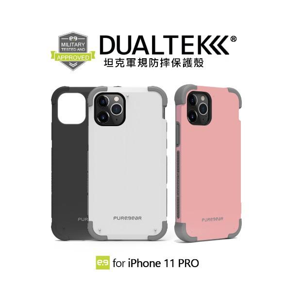 Puregear 普格爾 iPhone 11 Pro (5.8吋) DUALTEK坦克軍規保護殼 [當日配]
