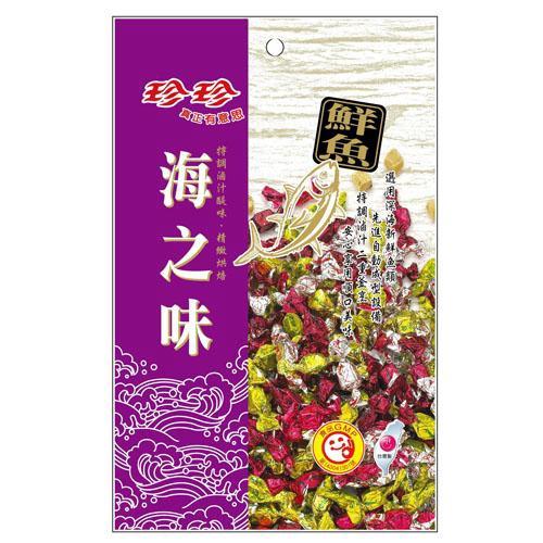 珍珍 海之味125g【愛買】