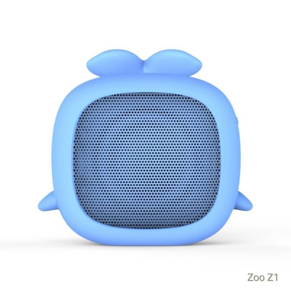 McGee ZOO Z1無線藍牙喇叭-可愛動物造型-鯨魚