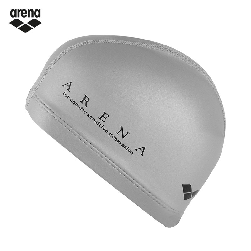 arena ARN-4419E 雙層材質泳帽
