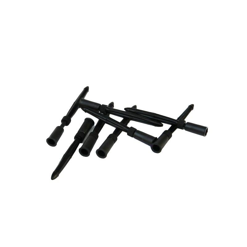 YI ZHAN 外管防雨套 管線防水套(一支) [04000410]【飛輪單車】