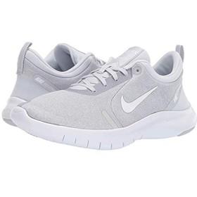 [ナイキ] レディーススニーカー・靴・シューズ Flex Experience RN 8 White/White/Pure Platinum/Wolf Grey (26.5cm) B - Medium [並行輸入品]