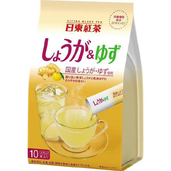 日東紅茶生薑柚子茶 100克 (10包入) 8954787