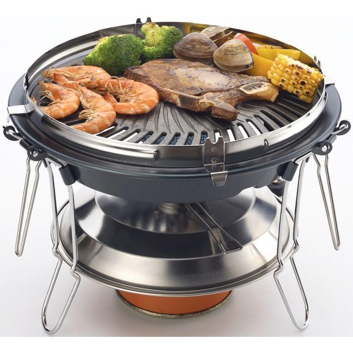 【Wen Liang 文樑 台灣】多用途煎碳燒烤爐 (FS-363)