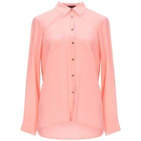 《期間限定セール開催中!》KATE MOSS EQUIPMENT レディース シャツ ピンク S 100% シルク