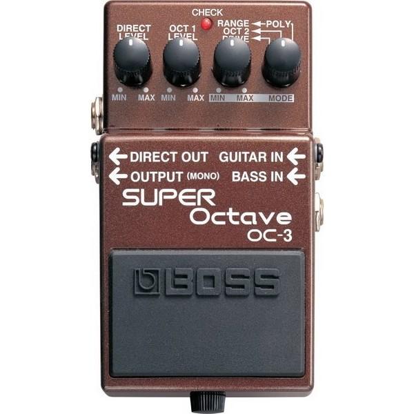 BOSS OC-3 Super Octave 八度音 效果器 OC3[唐尼樂器]