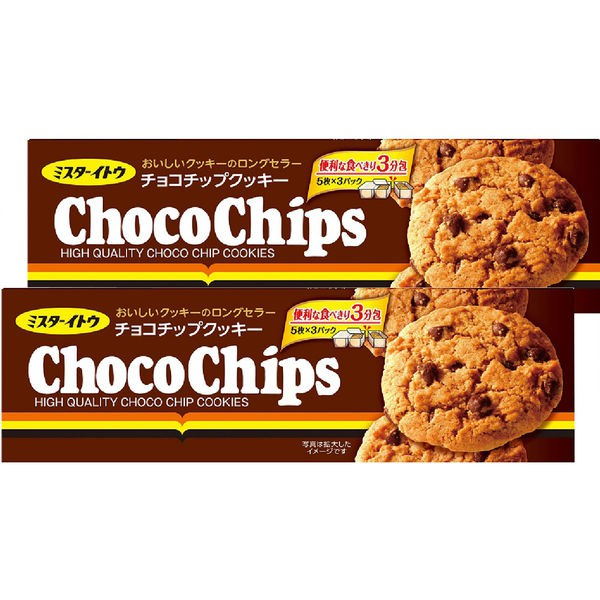 伊東 巧克力豆餅乾 2入裝 A601141