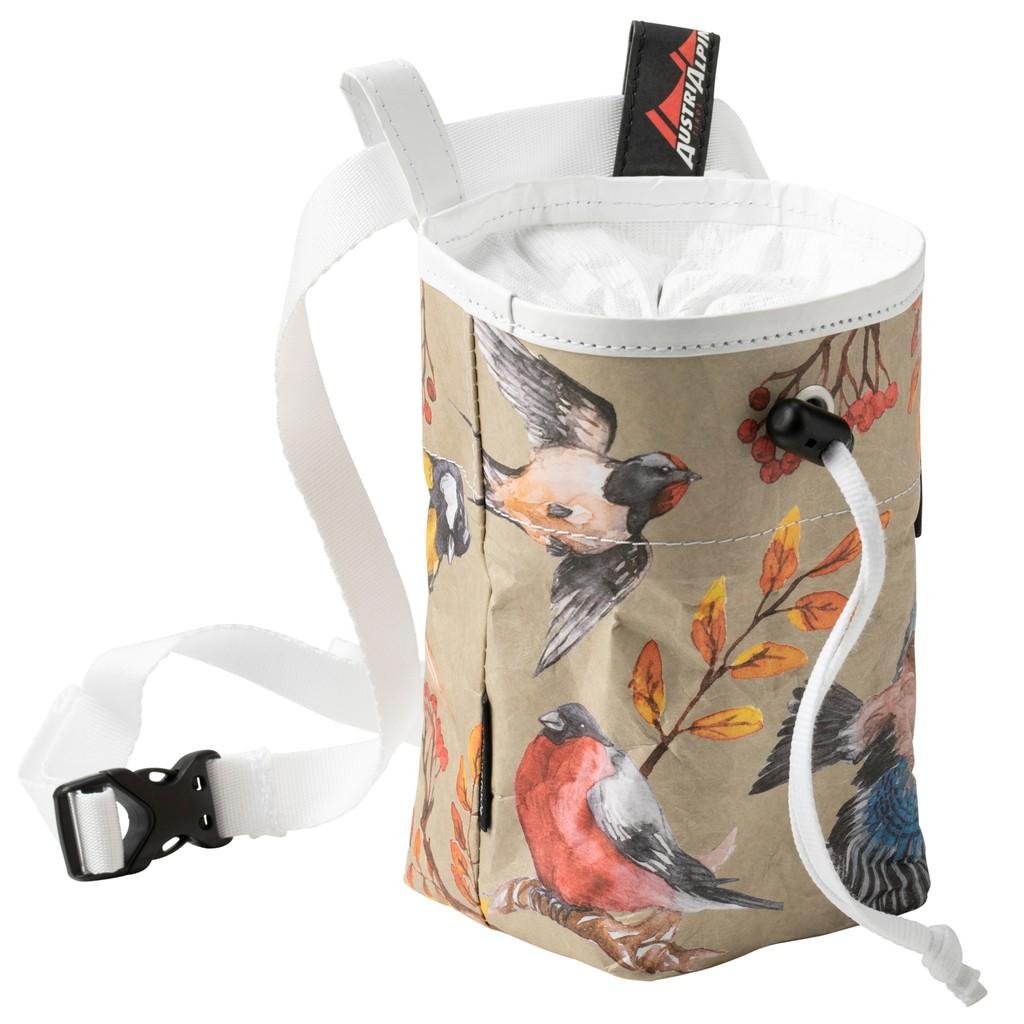 奧地利 AUSTRIALPIN PAPNU Chalk Bag 紙粉袋(圖騰鳥)
