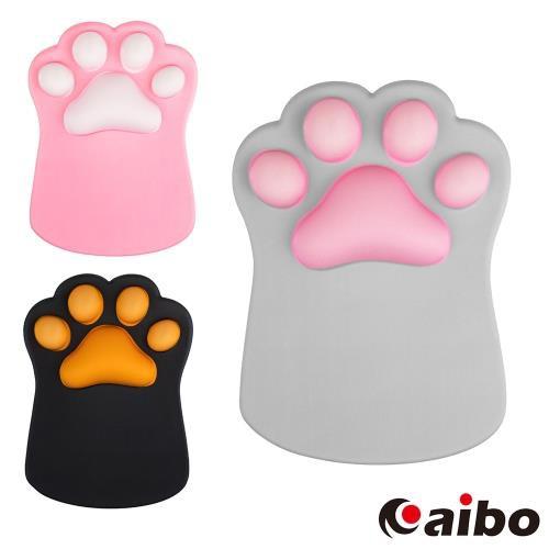 aibo Q彈3D立體貓掌護腕滑鼠墊 台中 誠選良品