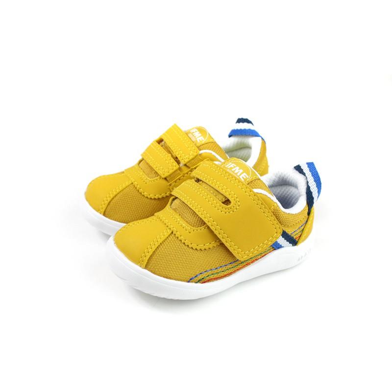 IFME 機能鞋 運動鞋 黃色 小童 童鞋 IF22-970213 no105