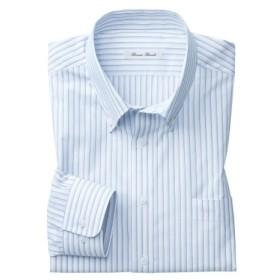 抗菌防臭。形態安定長袖ワイシャツ(ボタンダウン)(標準シルエット) 大きいサイズメンズ (ワイシャツ)Shirts, 衫, 襯衫