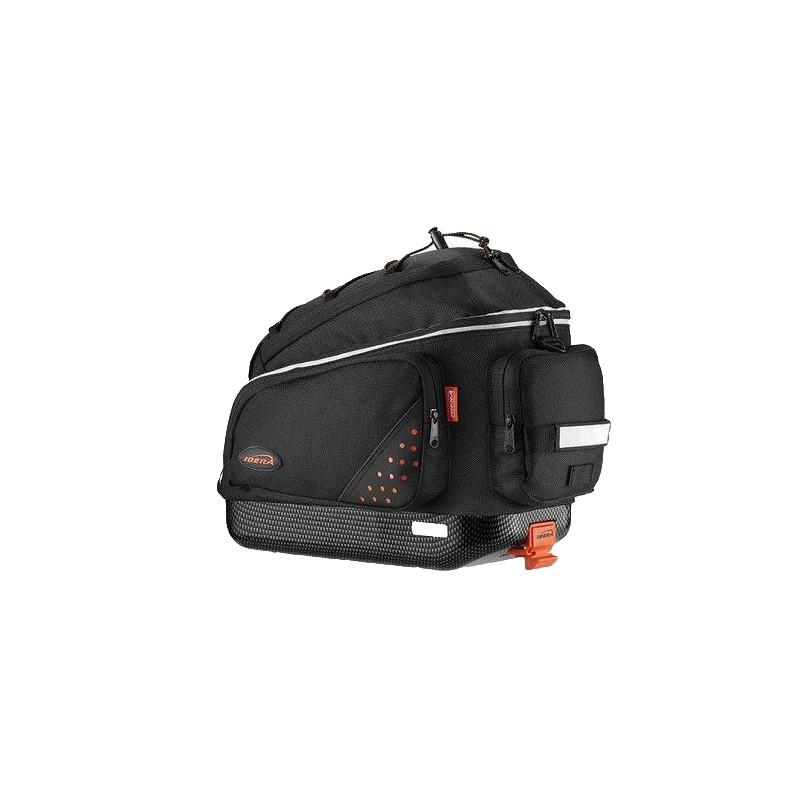 IBERA BA11/BA-11 PakRak 自行車後貨袋-超大空間_專利快扣[32008311]