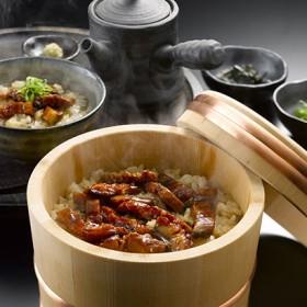 愛知・うなぎ割烹 「一愼」鰻のひつまぶし(5食) 干物・漬魚・うなぎ・魚卵