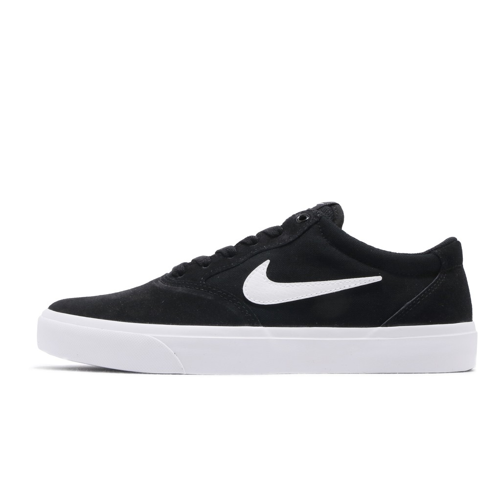 Nike 滑板鞋 SB Chron SLR 黑 白 男鞋 CD6278-002 【ACS】