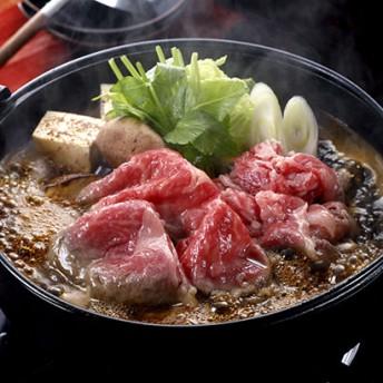 東北産銘柄牛すき焼食べ比べ 精肉