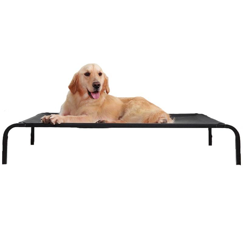 一體成形透氣行軍床 行軍床 飛行床 透氣床 寵物行軍床 透氣床 彈跳床 寵物睡窩 架高床 狗床 貓床