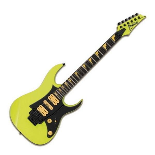 Ibanez 25週年紀念限量款 RG1XXV 大搖座電吉他(螢光黃/粉紅兩色,超值全配件)