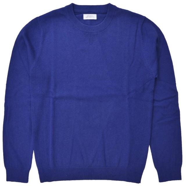 [SATURDAYS NYC(サタデーズ ニューヨークシティ)] Everyday Classic Sweater クルーネック セーター [並行輸入品] COBALT Mサイズ
