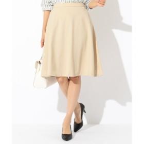 【エニィスィス/any SiS】 【洗える】セレモニーダブルクロス スカート